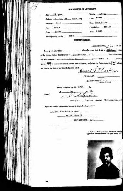Olive Passport page2